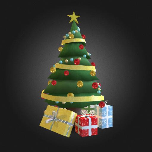 web AR XR+ Merry Christmas!