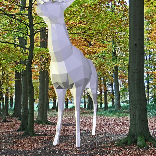web AR XR+ Deer