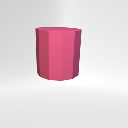 web AR XR+ Цилиндр