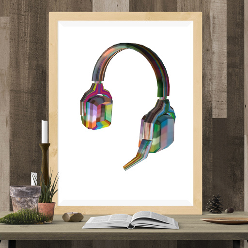 web AR XR+ colorful_headset