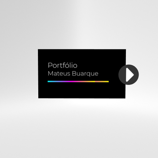 web AR XR+ Portfólio Mateus Buarque