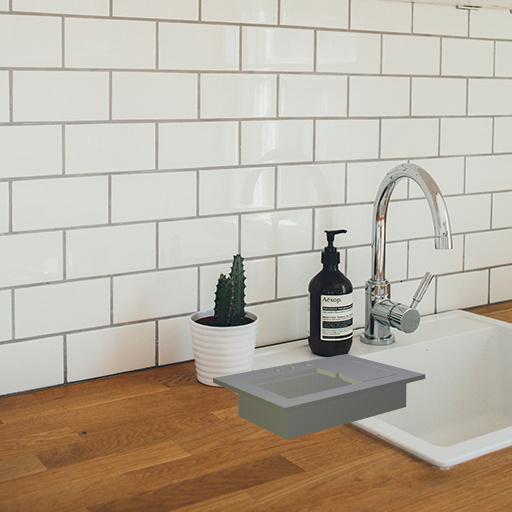 web AR XR+ lavaplatos
